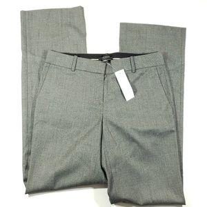 Ann Taylor Womens Devon fit Gray dress pants slack